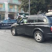 Bari, 10 automobilisti multati con il telelaser su viale Unità d'Italia. Sanzionato anche ciclista al cellulare