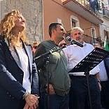 """Emiliano: """"Mai con i 5 Stelle se prima non si scusano"""". E a Salvini: """"Qui non avrai pace, ti inseguirò ovunque"""""""