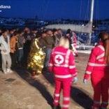 Migranti, continuano  gli sbarchi in Salento:  50 uomini a bordo  di una barca a vela