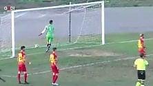 Fenomeno Antonio Picci Gol alla Ronaldo a Trani