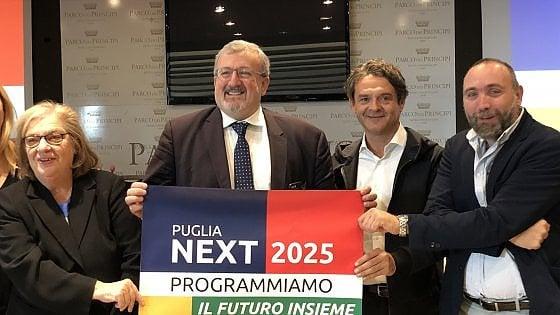 """Primarie centrosinistra per la Regione Puglia, Palmisano riammesso. Emiliano: """"Candidato di Lega e M5S deciso a Milano"""""""