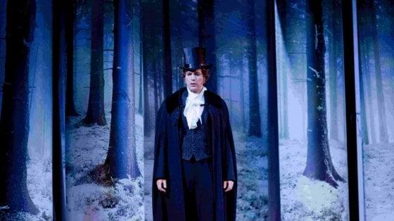 Lirica, il capolavoro di Cajkovskij debutta al Petruzzelli: a Bari in scena l'Evgenij Onegin