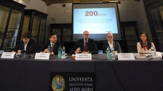Top200, in Ateneo il rapporto di PwC sulle 200 principali aziende pugliesi