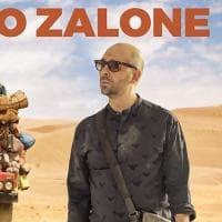 Checco Zalone, ecco la locandina del nuovo attesissimo film: Tolo Tolo in sala dal 1°gennaio