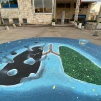 Sembrano isole, ma sono polmoni: a Nardò la campagna antifumo incontra la street art