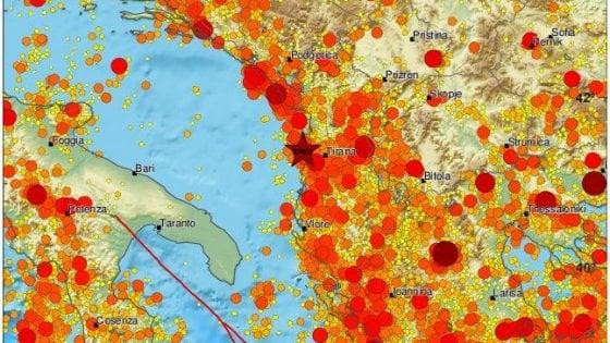 Terremoti e tsunami, cosa rischia la Puglia: Politecnico e Università di Bari in allerta dopo le scosse in Albania