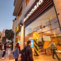 Bari, McDonald's apre in corso Vittorio Emanuele