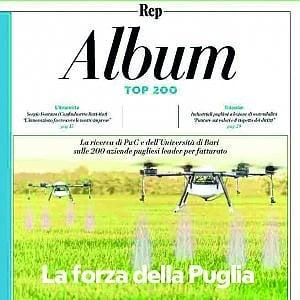 Puglia, ecco le aziende 'Top200': sono loro che trainano l'economia della regione