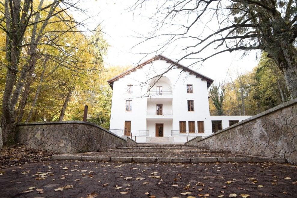 Gargano, il primo hotel green immerso nel silenzio della Foresta Umbra
