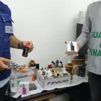 Gravina, scoperte 2.000 sigarette elettroniche contraffatte e liquido