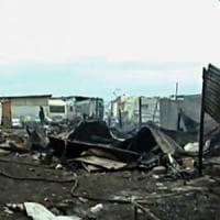 Foggia, gara di solidarietà dopo l'incendio che ha distrutto 200 baracche al Gran ghetto...