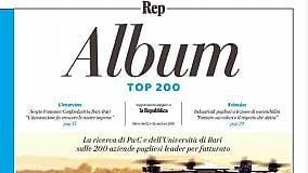 Puglia, nelle imprese Top200 il primato dell'alimentare e dell'innovazione.   Sfoglia l'album