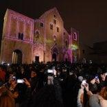 Bari in festa per San Nicola:      città vecchia affollata.   Video   Al via iniziative Natale   Foto