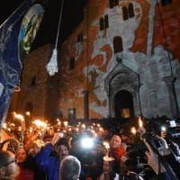 Bari, lo spettacolo della città vecchia che si sveglia con il suo santo