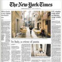 """Le orecchiette di Bari vecchia diventano un caso internazionale. Il New York Times: """"Un..."""