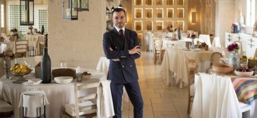 """Il maitre numero uno in Puglia si chiama Nicola Loiodice e ha 26 anni: """"Elegante..."""
