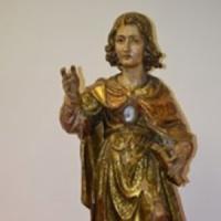 Salento, scoperta statua lignea rinascimentale rubata nel 1981 e messa all'asta sul web:...