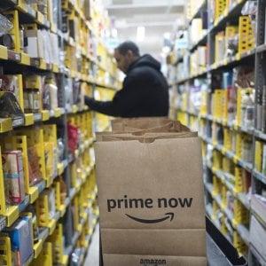 """Amazon apre un deposito a Bitonto: """"Il secondo più grande investimento al Sud"""""""