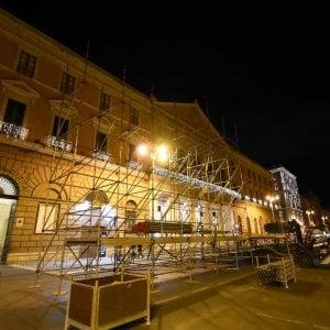 Bari, i preparativi della festa di fine anno: nel Murattiano scattati i primi divieti