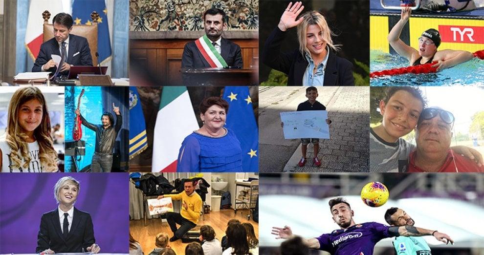 I 12 personaggi pugliesi del 2019: da Benedetta Pilato a Giuseppe Conte