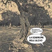 La sindrome dell'ulivo, una poesia a fumetti sulla Xylella