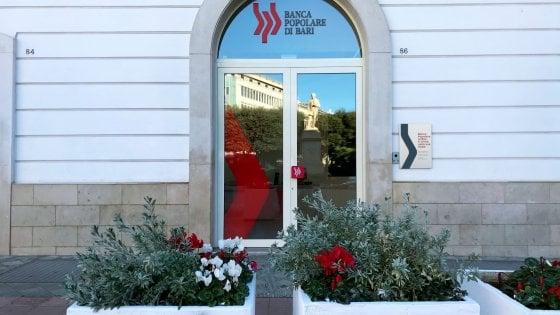Banca Popolare di Bari, crediti concessi ad aziende che fornivano scarse garanzie: nuovo filone d'inchiesta