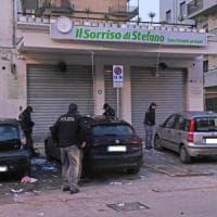 Bombe a Foggia, arriva contingente straordinario: venti poliziotti in servizio