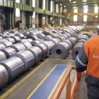 """""""Arcelor Mittal ferma acciaieria 1 fino a marzo"""", la preoccupazione dei sindacati di..."""