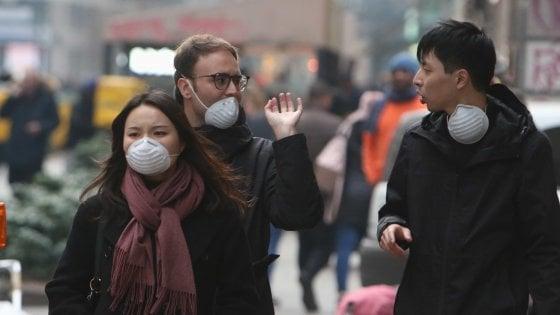 Coronavirus dalla Cina: due casi in Francia. Falso allarme a Bari e Parma