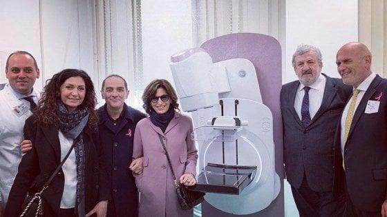"""Al Policlinico di Bari in funzione i nuovi mammografi: """"Ora diagnosi più rapide e più precise"""""""