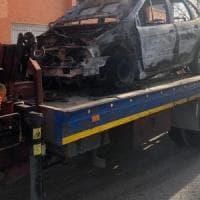 """Foggia, incendiata l'auto di un altro sindacalista. Furlan: """"Cisl vittima due volte in..."""