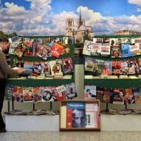 Sembra Parigi ma è Bari: le librerie del Lungosenna arrivano nel centro della città
