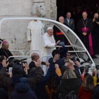 Il Papa a Bari per la pace: