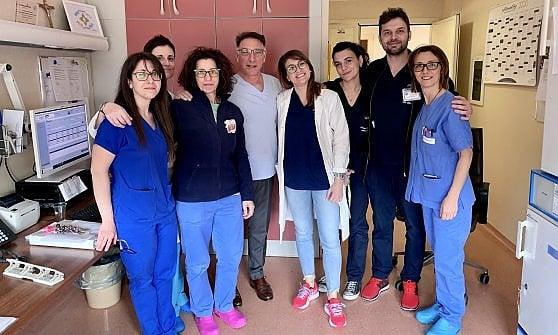 Bari, il lieto fine per il dramma di Ismail: colpito da epatite fulminante ha avuto un fegato nuovo in meno di 24 ore