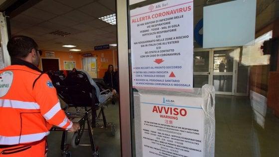 """Coronavirus, a Bari chiuso  pronto soccorso Mater Dei. 5 boutique si fermano per """"collaboratore infetto"""". Un caso anche a Triggiano"""