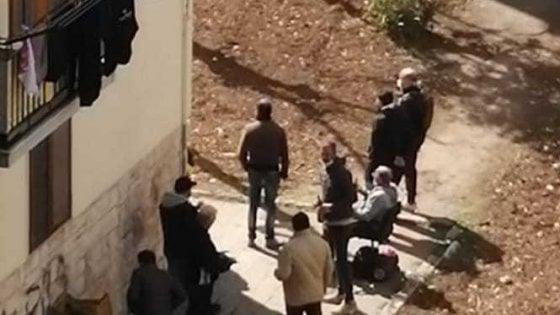 Coronavirus, a Bari si usano droni per stanare chi esce di casa senza necessità
