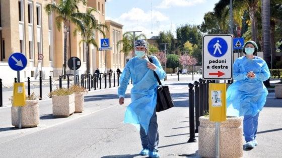 Coronavirus, in Puglia 99 nuovi contagi e 7 morti: i casi salgono a 1.005. La curva non si impenna, Bari resta la più colpita