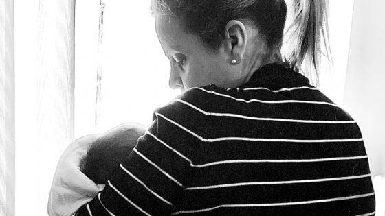 """Coronavirus, a Bari Daniela racconta il suo 'parto solitario': """"Il papà e i nonni hanno visto Jacopo solo in foto"""""""
