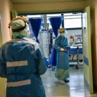 Coronavirus, a Taranto è guarito ed è stato dimesso il primo operaio Arcelor