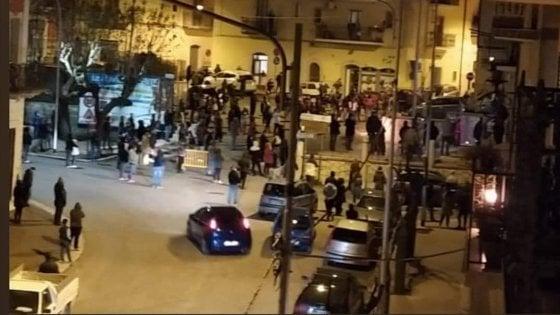 Coronavirus, a San Marco in Lamis il rito del Venerdì santo con 100 persone in piazza