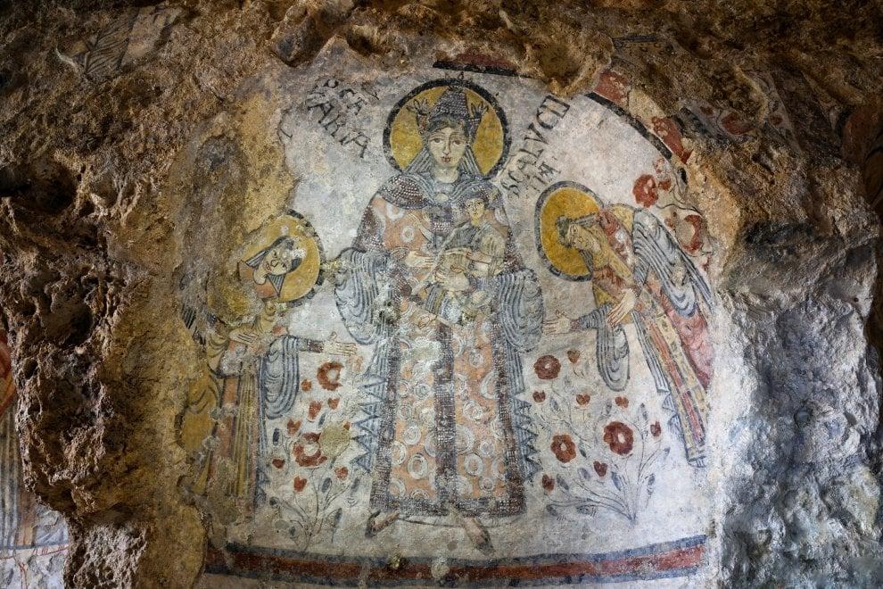 """Matera, il tesoro svelato nella Cripta del peccato originale: """"È la Cappella sistina delle chiese rupestri"""""""