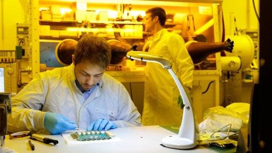 I circuiti ora sono stampati, da giovane ricercatore barese possibile svolta green dell'elettronica