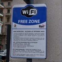 A Bari wi-fi gratis in tutta la città e illuminazione intelligente: approvato progetto da...