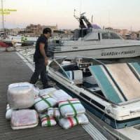 Droga all'Albania alla Puglia, 9 arresti: sequestrati carichi da 4 tonnellate