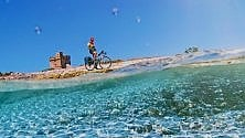 Salento, vacanza in bici:  alla ricerca delle spiagge