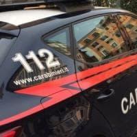 Foggia, assalto al bancomat con una bomba 'marmotta': in quattro via con