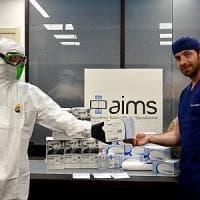 Fase 2, l'Accademia degli specializzandi dona ai giovani medici mille kit