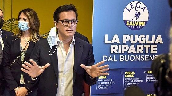 Regionali Puglia, prima uscita del candidato della Lega Alti