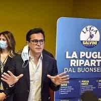 """Regionali Puglia, prima uscita del candidato della Lega Altieri: """"La regione da 5 anni in..."""