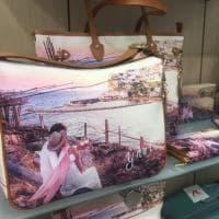 Il trabucco di Peschici impresso sulle borse: il lato romantico del Gargano va di moda